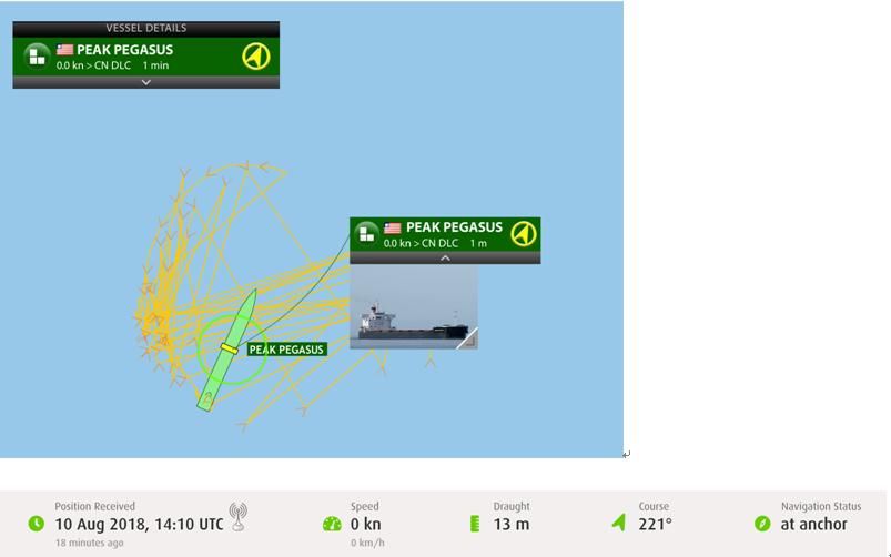 都错了!这才是那艘美国大豆船在海上转圈一个月的真正原因!
