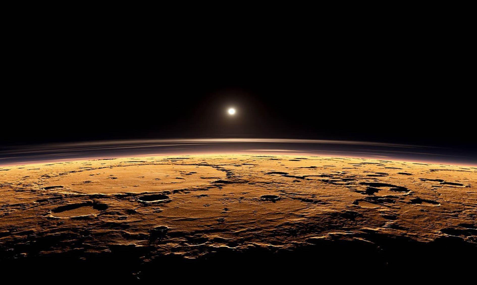 殖民火星没那么不简单  人类要努力进化去适应太空