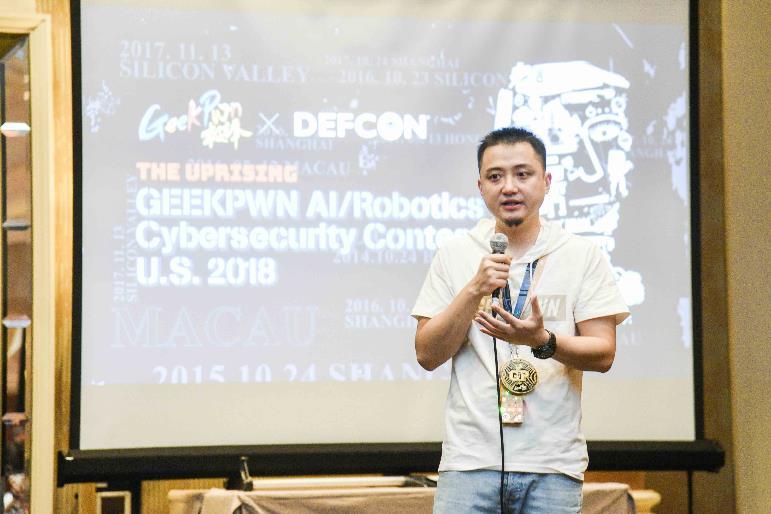 极棒首次亮相DEF CON 世界超脑黑客揭秘AI安全最尖端议题