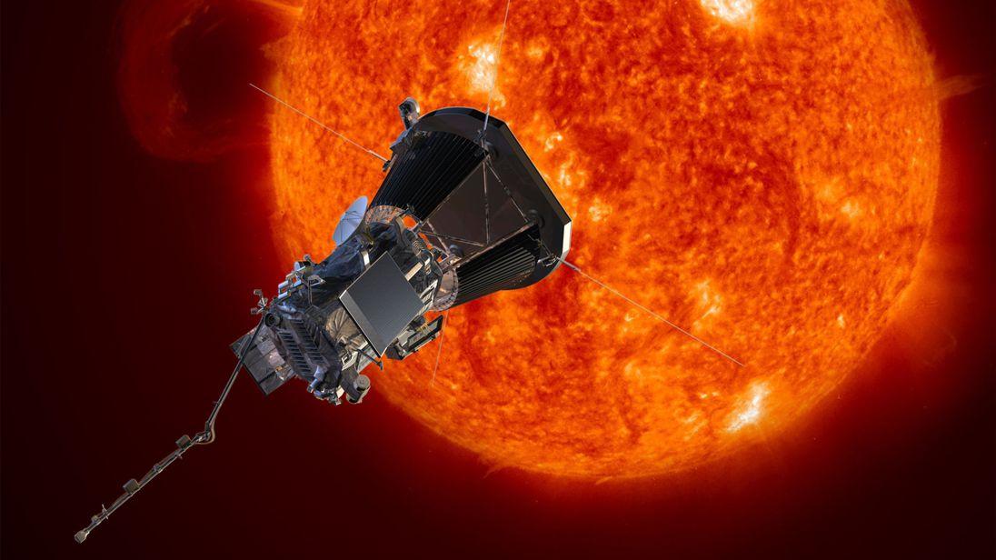 NASA帕克太阳探测器发射中止 将于次日再次发射