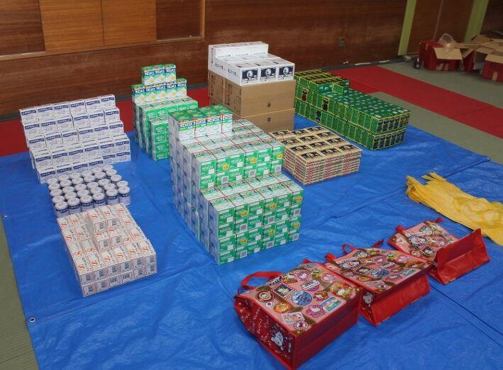 两名韩国人因在日本偷药被捕 同一天在一家店来回下手七次
