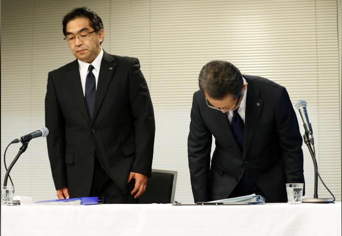 承认排放数据造假 铃木、马自达、雅马哈公开致歉