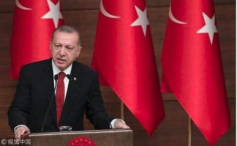 """美国土耳其关系""""没那么铁""""?港媒:埃尔多安寻找的""""新朋友""""就是中国"""