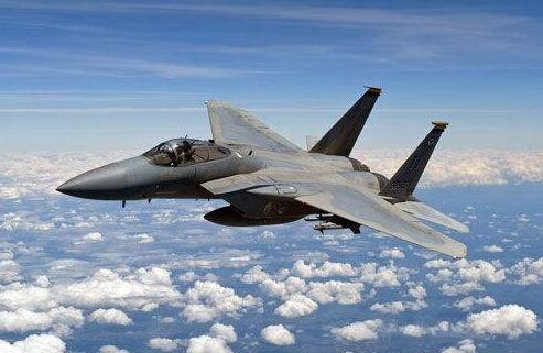 美战机拦截被劫客机细节:加力全开 投放干扰弹