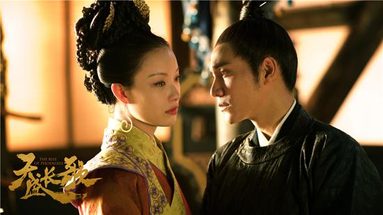 《天盛长歌》极致匠心  陈坤倪妮领衔沉浸式演绎
