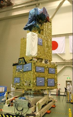 日本温室气体观测卫星拟本年度发射 可推算PM2.5浓度等