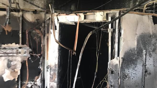 台北医院大火9人死亡 疑因床铺起火伤及多名重症病患