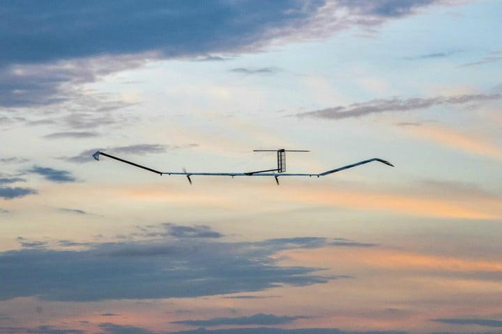 空客太阳能飞机Zephyr S打破最长持续飞行时间纪录