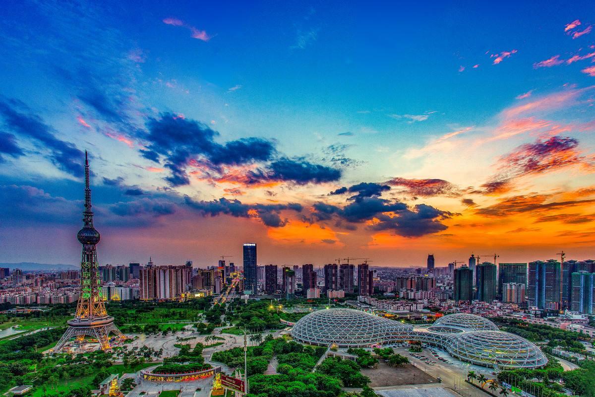 地级市政府电子服务能力综合指数排行