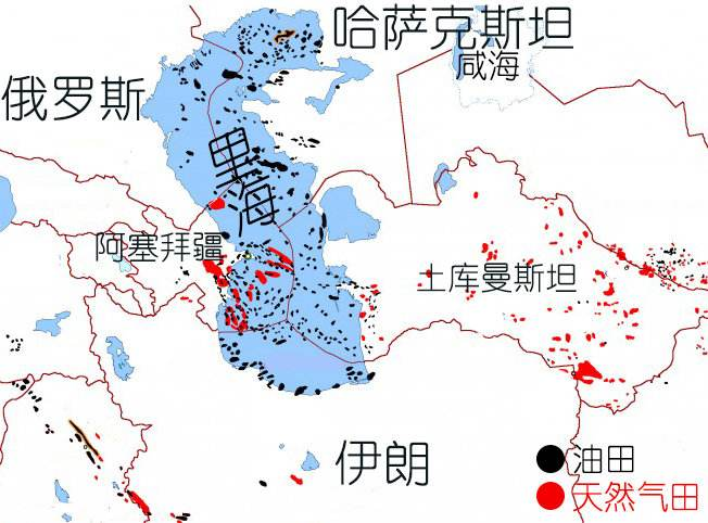里海五国签历史性公约:排除美国在该区域建军事基地可能性
