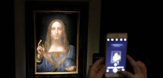 韩媒:达芬奇《救世主》被卖30亿 真伪却引争议