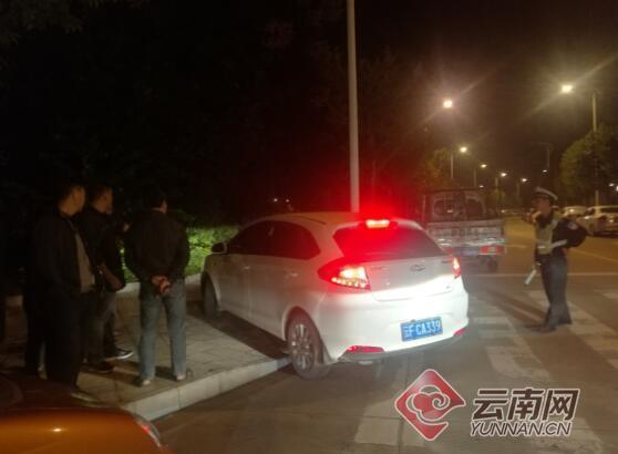 云南玉溪通海发生5.0级地震 已造成1人受伤(图)
