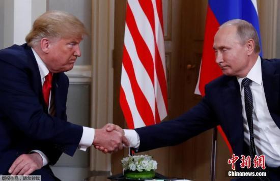 俄外长:若希望改善关系 美俄首脑可能举行会晤