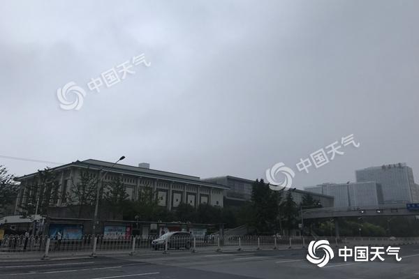 北京开启降雨周 未来5天雷阵雨频扰