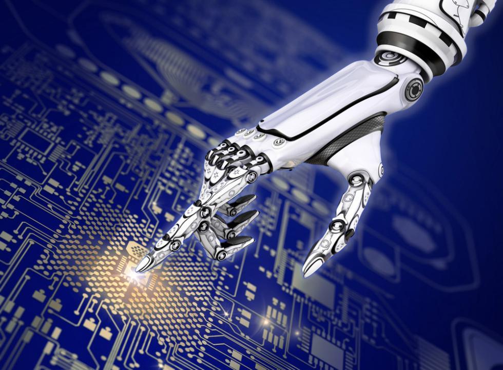 2021年机器人工作量相当于全世界430万员工的工作