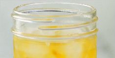 3款蜂蜜水果冷泡茶带你轻松熬过三伏天