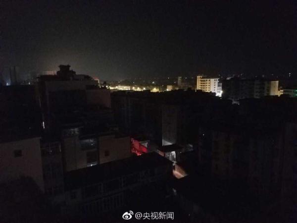 云南通海地震已造成24人受伤 6.96万人受灾
