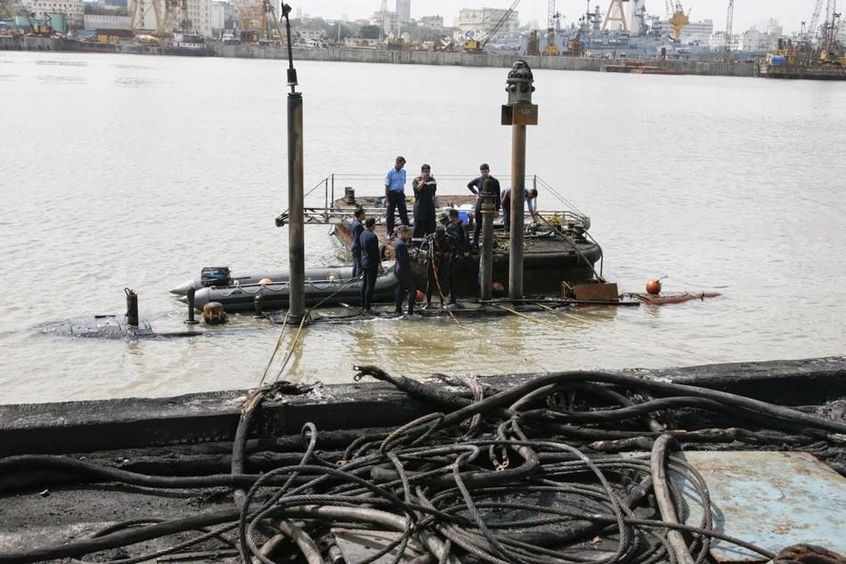 印度潜艇兵缺乏多项关键训练 潜艇部队事故重重