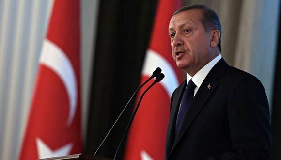 埃尔多安:美国称与土耳其是盟友 却在背后捅刀
