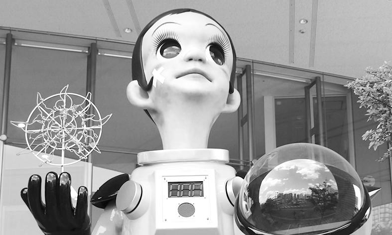 穿辐射服儿童雕像在日本遭批 被指有损福岛形象