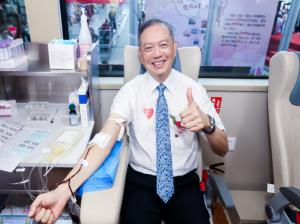 许国伟:献血20年,初心不改