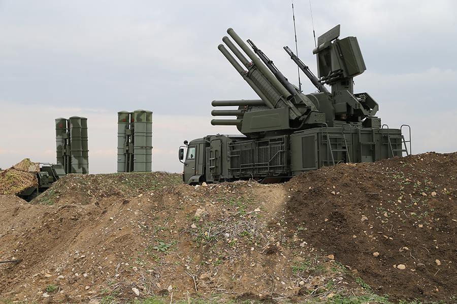 驻叙俄军再击落5架来袭无人机 未造成人员伤亡