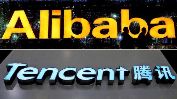 阿里腾讯两大巨头对峙 新玩家如何进入中国零售市场?