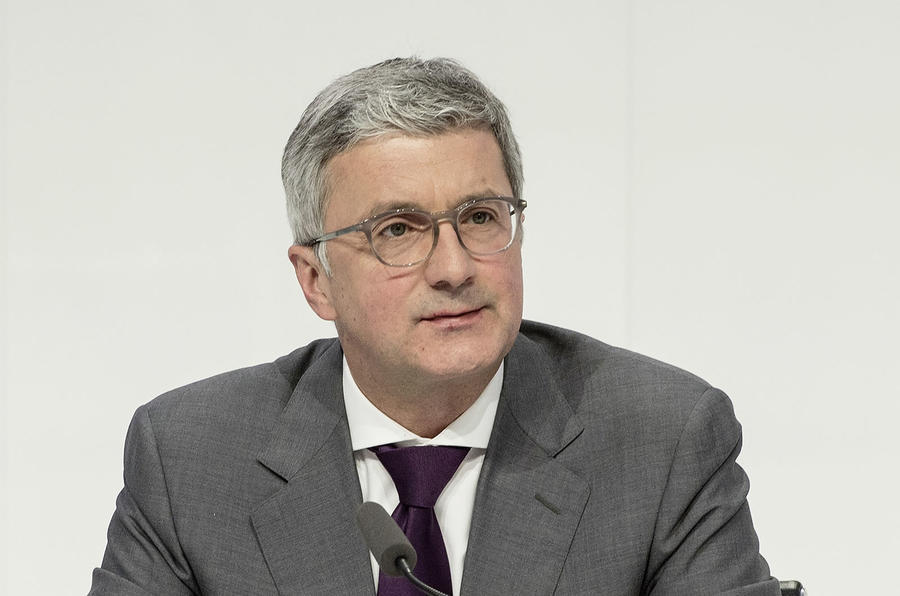 奥迪前CEO施泰德获释请求遭德国法院驳回