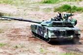 泰军秀VT4坦克一项绝技