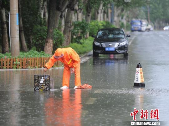 吉林省遭遇入汛最强降水 局部将有大暴雨