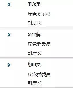 干永平余平辉和胡甲文任湖北公安厅副厅长(简历)