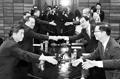 韩朝商定9月在平壤再次首脑会晤