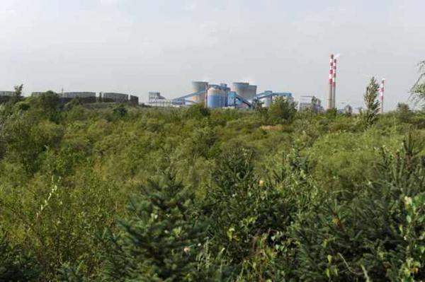宁夏石嘴山:昔日煤灰沉陷区,如今山水园林城