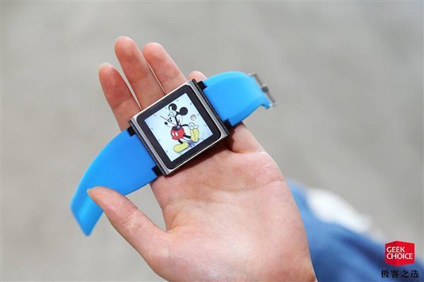 "Apple Watch原型机曝光:""乔帮主""遗作"
