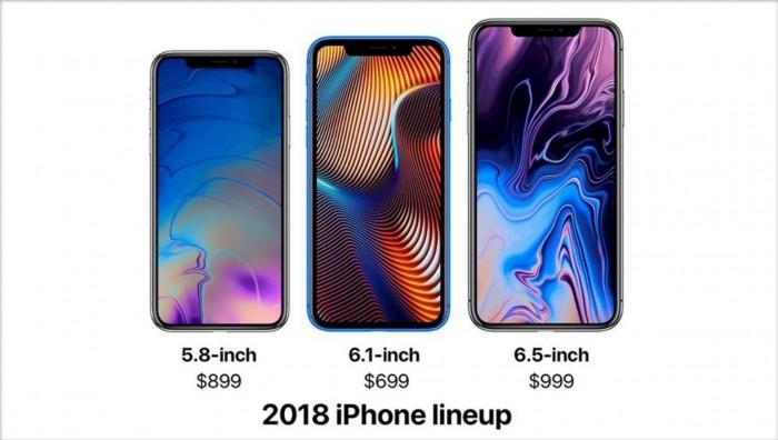 三款新iPhone价格曝光?加量不加价你怎样选