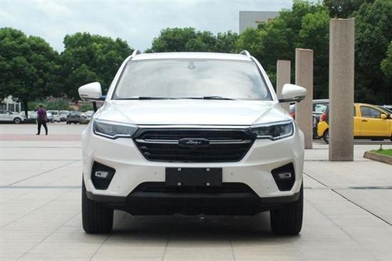 众泰第二代T600将于8月上市 定位中大型SUV