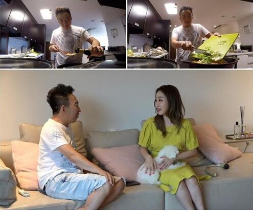 韩搞笑艺人朴明秀夫妇将在综艺上公开日常生活