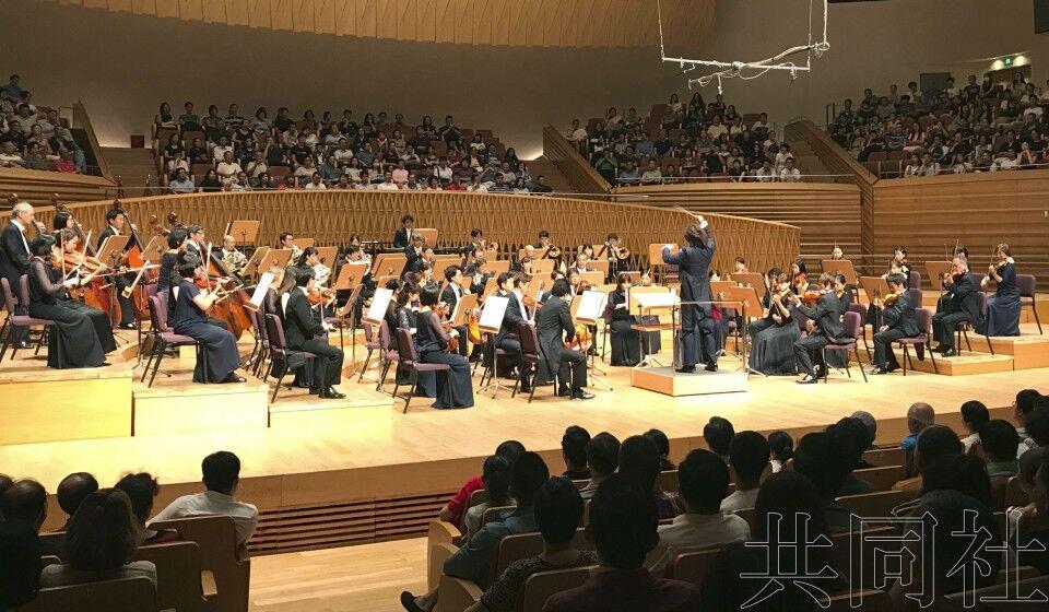 纪念日中和平友好条约40周年 东京交响乐团在沪公演