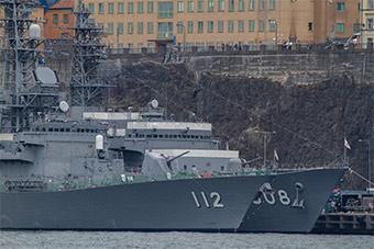 日本战败73周年当天 日炫耀舰队远航北欧国家
