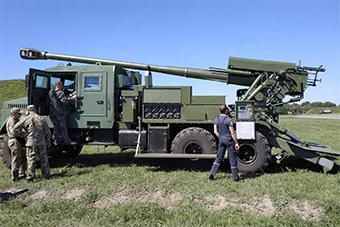 走出俄影响力?乌克兰展示自研先进装备