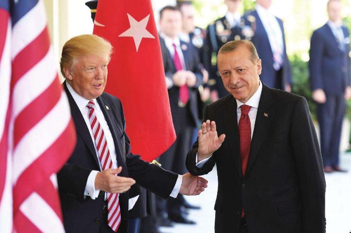 重拳反击特朗普!土耳其大幅提高美国产品关税 汽车120%