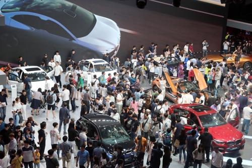 韩国7月汽车出口量下降15% 国内销量微增3.8%