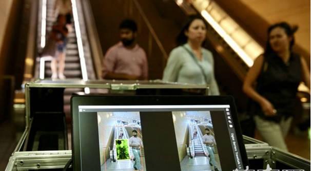 洛杉矶部署全美首例高科技人体探测仪