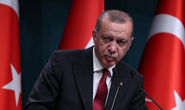 土耳其商界呼吁政府与美国讲和,埃尔多安政府态度依然强硬
