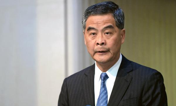 """这位副国级在脸书撰文痛斥""""港独"""":中国人都会感到被冒犯"""