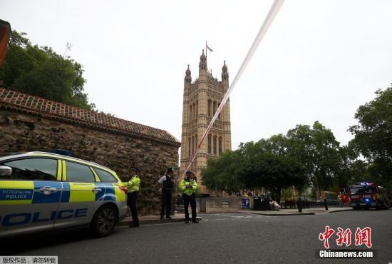 英议会大厦外恐袭案嫌犯身份查明 系苏丹裔英国公民