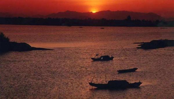 李白苏轼陆游诗颂的渔浦,杭州萧山义桥镇为何抢注了商标?