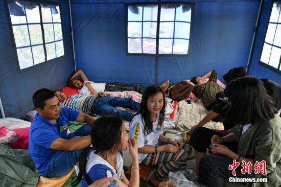 云南通海发生2次5.0级地震:7万余人受灾 暂无人员死亡