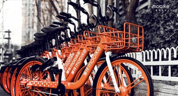 北京共享单车一半为僵尸车 单车数量暴降