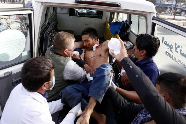 阿富汗一教育机构遭爆炸袭击 死亡人数升至48人